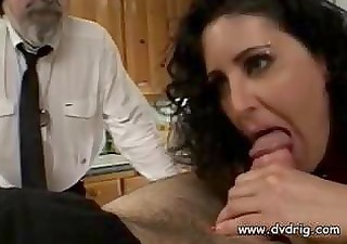perverted husband makes his wife isabel widen