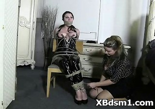 kinky cutie bdsm roleplay and flogging