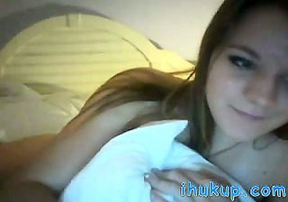 nice perverted gal on web camera chat - ih