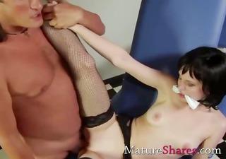 perverted milf fucked hardcore style