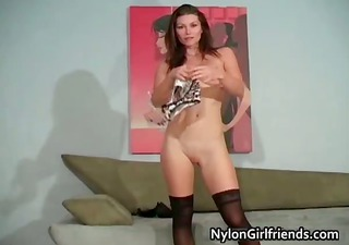 cute heather vandeven take off black part5