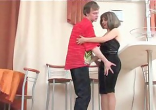 mommy is a pervert , harass her stepson mature