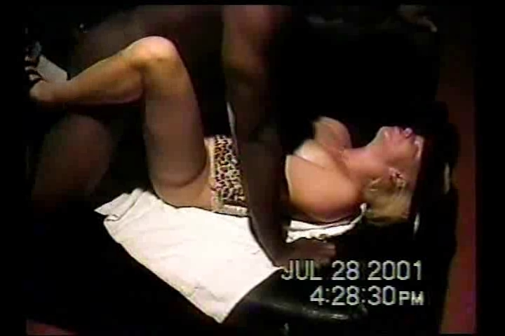 blonde wife bonks a bbc in the theater part 0