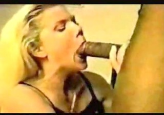 daddy tapes mama fucking big darksome cock with