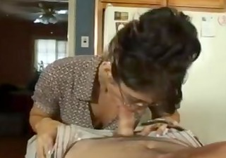 milf sucks her teachers son